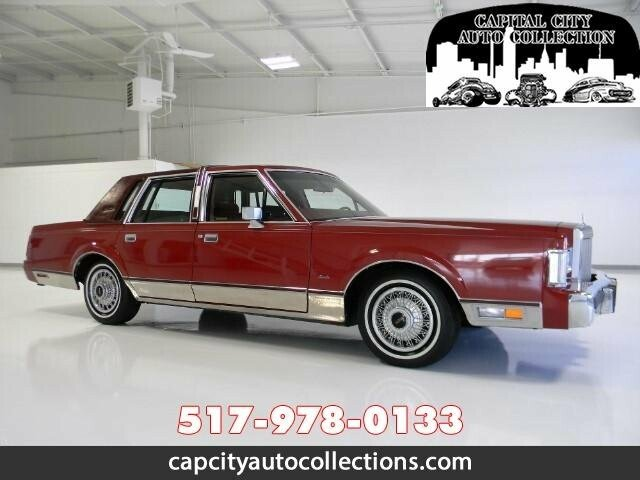 1985 lincoln town car for sale near mason michigan 48854 classics rh classics autotrader com 1988 Lincoln Town Car 1989 Lincoln Town Car