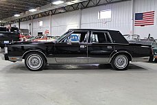 1985 Lincoln Town Car for sale 100864409