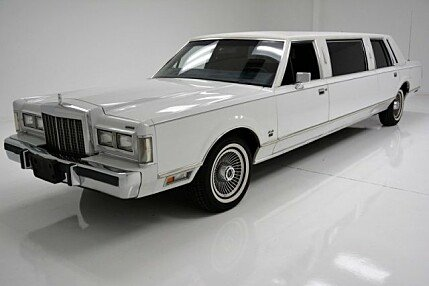 1985 Lincoln Town Car for sale 100987868