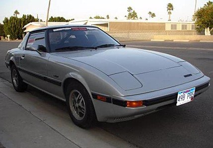 1985 Mazda RX-7 for sale 100792659