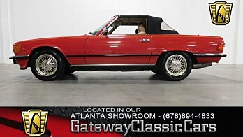 1985 Mercedes-Benz 280SL for sale 100905202