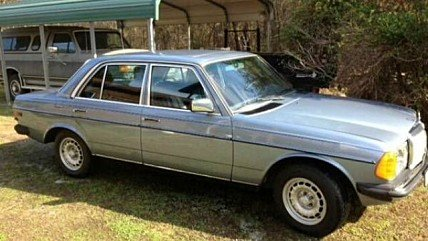 1985 Mercedes-Benz 300D for sale 100848548