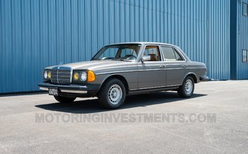 1985 Mercedes-Benz 300D Turbo for sale 101028007