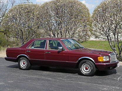 1985 Mercedes-Benz 300SD Sedan for sale 100758289