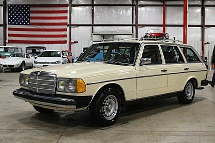 1985 Mercedes-Benz 300TD for sale 100992294
