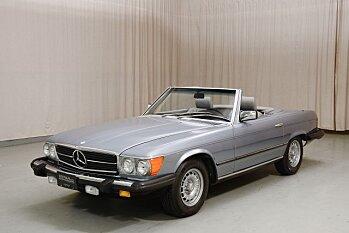 1985 Mercedes-Benz 380SL for sale 100751786
