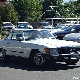 1985 Mercedes-Benz 380SL for sale 100776290