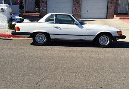 1985 Mercedes-Benz 380SL for sale 100792896