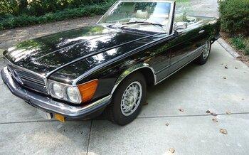 1985 Mercedes-Benz 380SL for sale 100798217