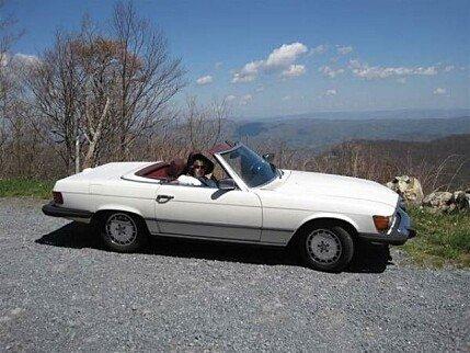 1985 Mercedes-Benz 380SL for sale 100809116