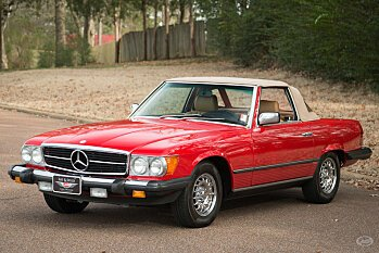 1985 Mercedes-Benz 380SL for sale 100844699