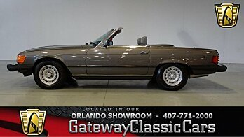 1985 Mercedes-Benz 380SL for sale 100921657