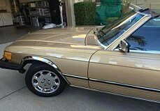 1985 Mercedes-Benz 380SL for sale 100818909