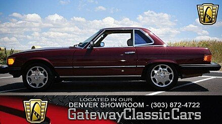 1985 Mercedes-Benz 380SL for sale 100885761