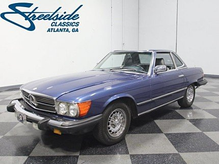 1985 Mercedes-Benz 380SL for sale 100945710