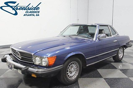 1985 Mercedes-Benz 380SL for sale 100957223