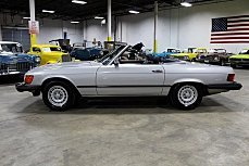 1985 Mercedes-Benz 380SL for sale 100976182