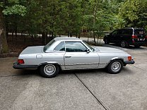 1985 Mercedes-Benz 380SL for sale 100998066