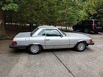 1985 Mercedes-Benz 380SL for sale 100998066