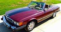 1985 Mercedes-Benz 380SL for sale 101031427