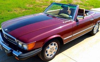 1985 Mercedes-Benz 380SL for sale 101031427