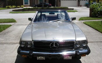 1985 Mercedes-Benz 380SL for sale 101052051