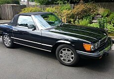 1985 Mercedes-Benz 380SL for sale 101053012