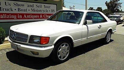1985 Mercedes-Benz 500SEC for sale 100888793