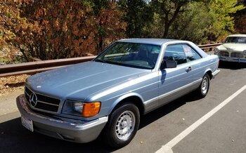 1985 Mercedes-Benz 500SEC for sale 100911439