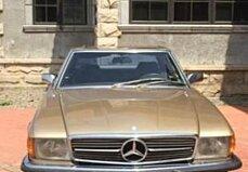 1985 Mercedes-Benz 500SL for sale 100812398