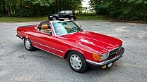 1985 Mercedes-Benz 500SL for sale 100893516