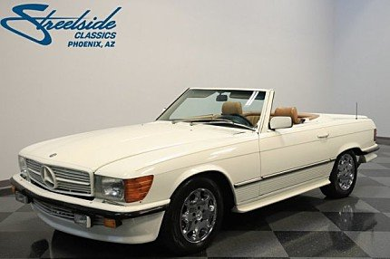 1985 Mercedes-Benz 500SL for sale 100922877