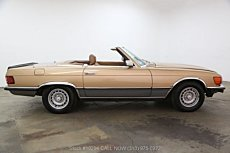 1985 Mercedes-Benz 500SL for sale 101054750