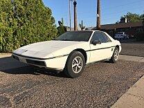 1985 Pontiac Fiero SE for sale 101033596