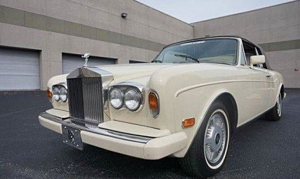 1985 Rolls-Royce Corniche for sale 100951620
