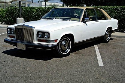 1985 Rolls-Royce Other Rolls-Royce Models for sale 100862175