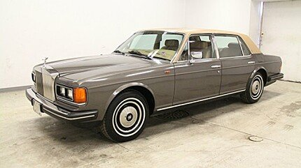 1985 Rolls-Royce Silver Spur for sale 100848701
