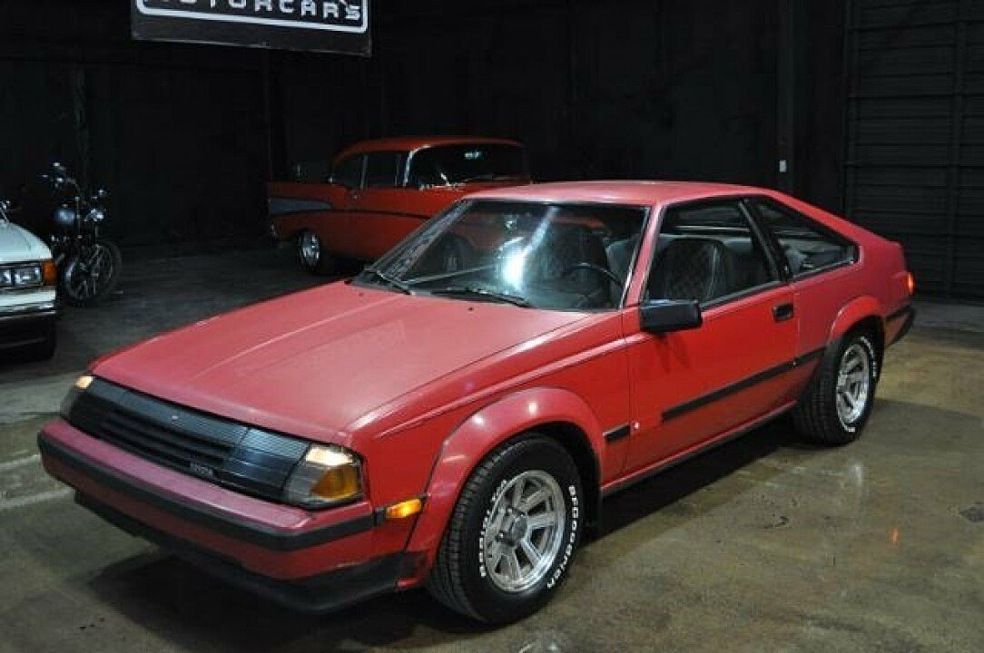 Toyota parts 13 third generation celica gts we want in our garage the lines of the 1985 celica gt hatchback fandeluxe Choice Image