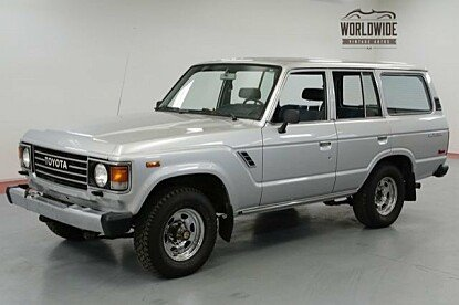 1985 Toyota Land Cruiser for sale 101037369