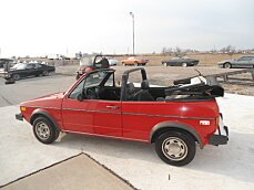 1985 Volkswagen Cabriolet for sale 100748808