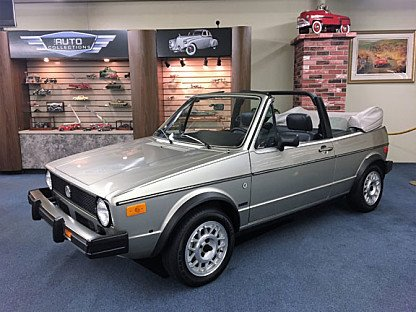 1985 Volkswagen Cabriolet for sale 100835941