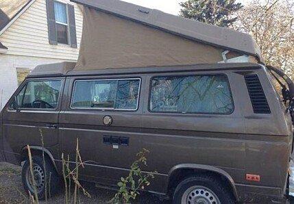1985 Volkswagen Vanagon Camper for sale 100792505