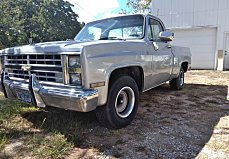 1985 chevrolet C/K Truck for sale 101033623