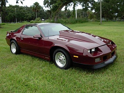 1985 chevrolet Camaro Coupe for sale 101041171