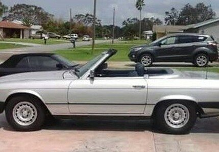 1985 mercedes-benz 380SL for sale 100914727