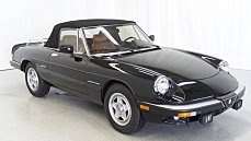 1986 Alfa Romeo Spider for sale 100757554