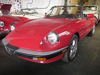 1986 Alfa Romeo Spider for sale 100762725