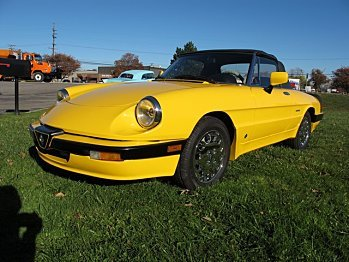 1986 Alfa Romeo Spider for sale 100845008