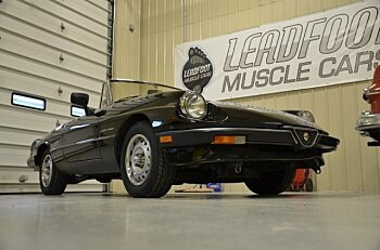 1986 Alfa Romeo Spider for sale 100925997