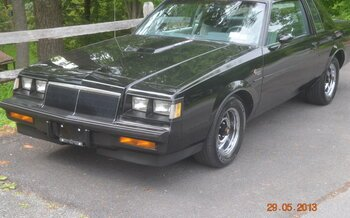 1986 Buick Regal Coupe for sale 100742500